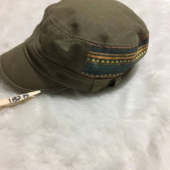 🎈Roxy Castro Cadet Military Style Womens Hat BOHO.  M 5a47c2c53afbbd5eac15a1f0 4c2f3626e48